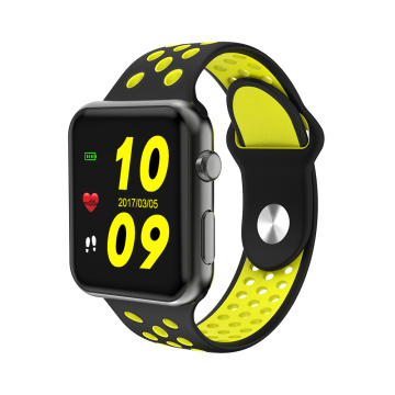Heart Rate Step Count Smart Watch
