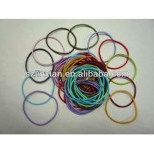 toutes les couleurs boucle élastique pour les cheveux de décoration