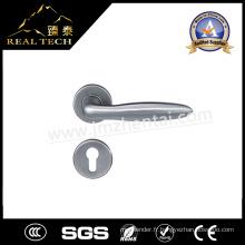 Palier à double face résistant à la chaleur Poignée de porte en acier inoxydable