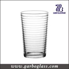 7oz Classic V em forma de copo de vidro
