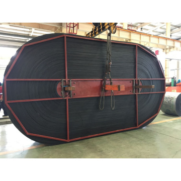 ST1250 conveyor belt for mining