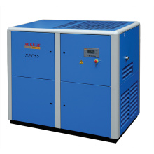 Sfc55kw/75HP August Stationary Air Cooled Screw Compressor