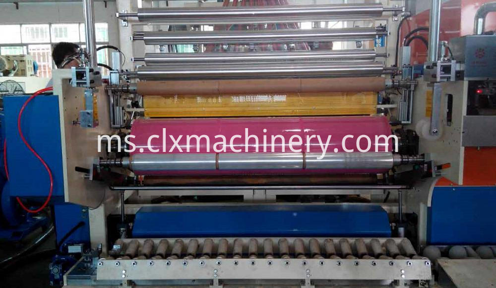 stretch film machiney 1