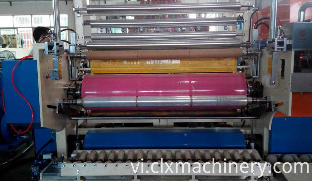 Film Manufacturing Machinery
