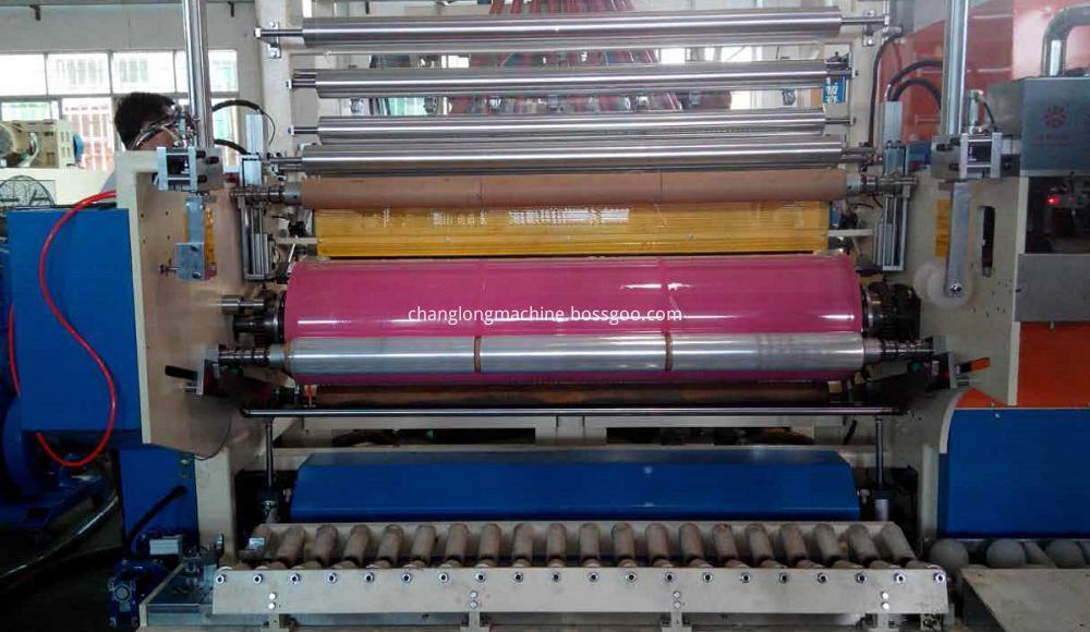 stretch film machiney 1