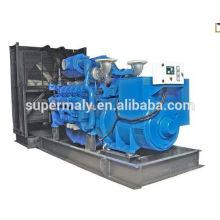 Générateur d'énergie électrique diesel à 30kw / 37.5kva avec moteur Lovol