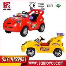 El coche eléctrico del niño teledirigido puede sentarse Ride On Cars con la luz cuatro ruedas coche de juguete del bebé HT-99831