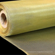 40 50 60 80 100 filet tissé de maille de cuivre d'expérience de maille tissée par cuivre pur d'expérience de maille