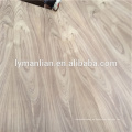 Linyi suministra madera contrachapada de chapa de teca natural de Burma 3 mm 4 mm para muebles