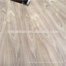 Contrachapado de lujo para muebles de teca / fresno de 3 mm