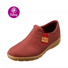 Pansy Comfort Shoes Elastic Design Casual Shoes For Ladies