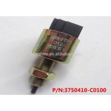 Peças de caminhão EQ interruptor de luz de freio internacional 3750410-C0100