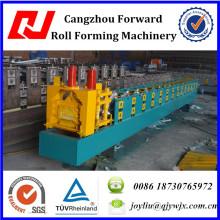QJ-312 ridge cap roll forming machine / crest tile making machine / roof ridge making machine