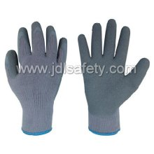 Latex Work Glove for Winter (LY3011)