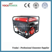 6.5kVA poderoso motor de gasolina conjunto gerador