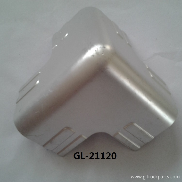 Aluminium Corner Guards : China van gate corner edge wrap angle protector manufacturers