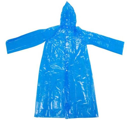 Eco-Environment Disposable Raincoat