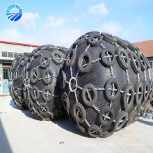 Défense gonflable en caoutchouc de bateau de ballon