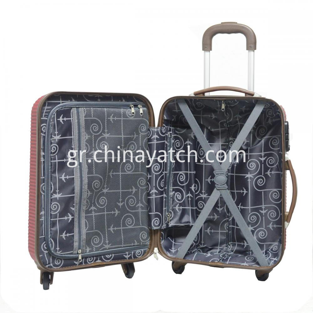 3pcs Luggage Suitcase