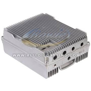 Aluminum Die Casting Communication Boxes
