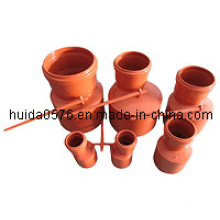 Custmoised PVC Reducer Mould