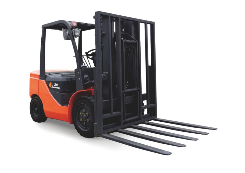 Special Forklift Attachment