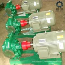 KCB Pompe à engrenage hydraulique hydraulique à haute densité à huile chaude