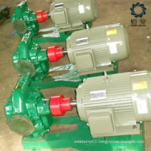 KCB Hydraulic high density hot oil boss hydraulic gear pump