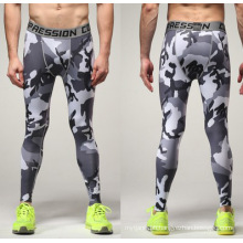 OEM High Quality Camo Fitness Apparel Mens Running Pants
