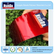 Hot Sales Candy Red Powder Epoxy Polyester Powder Coating