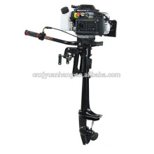 Hot selling 3.6hp Outboard Motor with 4 Stroke engine