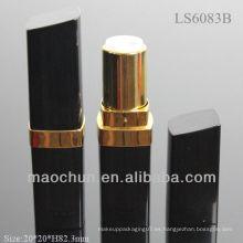 LS6083B recipiente de lápiz labial negro