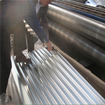 Galvalume Coils Rolls Atap Corrugated Roofing Transparan