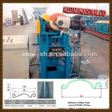 Porta de alta velocidade do rolo do obturador do rolo formando máquina Shanghai