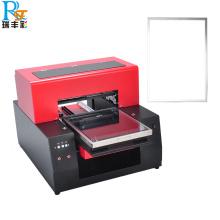 Machine d'impression de tissu d'imprimante de sac à provisions de vente chaude