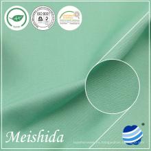 MEISHIDA 100% algodón taladro 40/2 * 40/2/100 * 56 tejido de algodón pulido