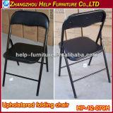 Vinyl Upholstered Metal Folding Chairs