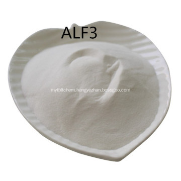 High Purity White Powder Alf3 Aluminum Fluoride