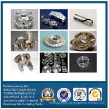 Aluminiumteile CNC Bearbeitung China Hersteller (WKC-309)
