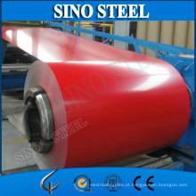 Bobina de aço revestida PPGL do Galvalume da cor de 0.13-1.2mm