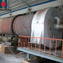 High Capacity Rotary Kiln For Sponge Iron