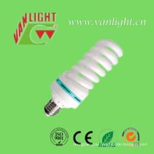36W T4 completo espiral CFL ahorro de energía lámpara fluorescente luz