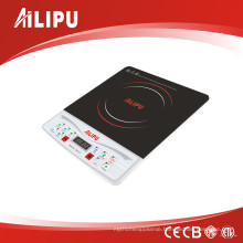 Hot Sale Model Ultra Slim Induction Cooker with Single Hob