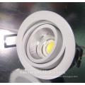 high lumen 85RA led trimless recessed downlight