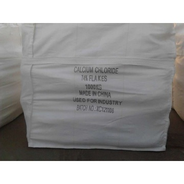 Dihydrate Calcium Chloride Flakes