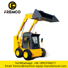 Hydraulic System Skid Loader Construction