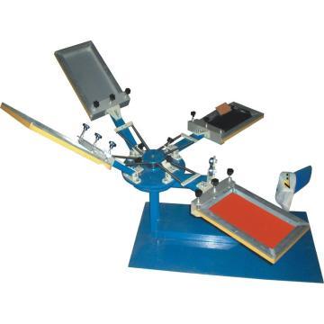 Sph450 Series Impresora de pantalla manual de sombreros y textiles
