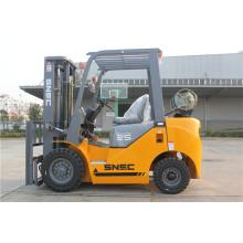 2500Kg LPG Gasoline Forklift Carretilla Elevadora