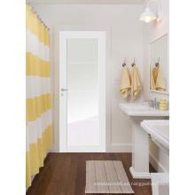 Nueva puerta de madera blanca del diseño moderno de alta calidad del diseño 2014