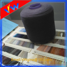 100% spun polyester sewing thread 40/2 colored